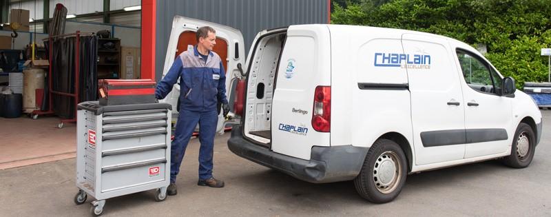 maintenance preventive vide et pression